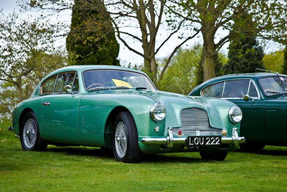 1952 Aston Martin DB2/4