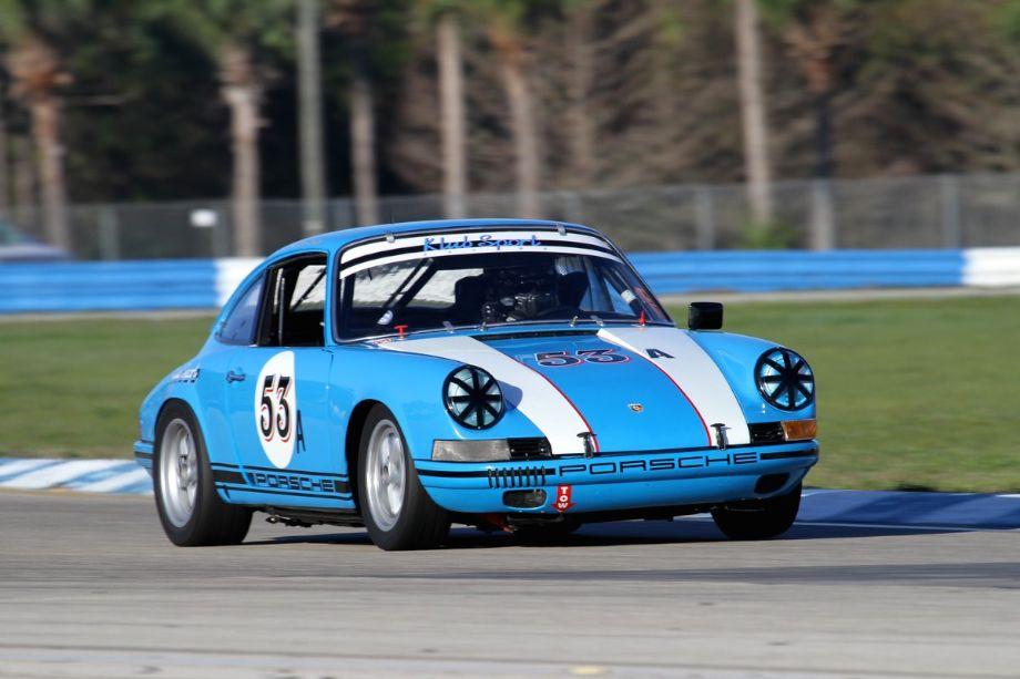 Charles Harris, 1970 Porsche 911