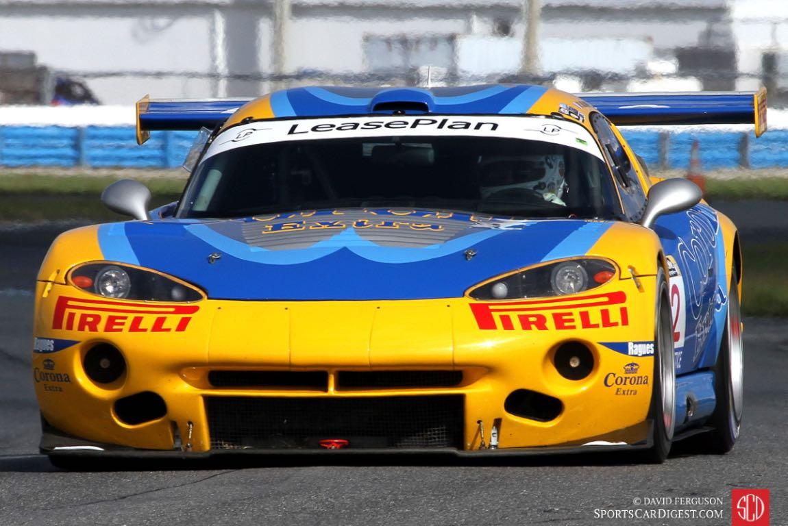 Ivan Vecoutere/Richard Mearden, 00 Dodge Viper GTS-R