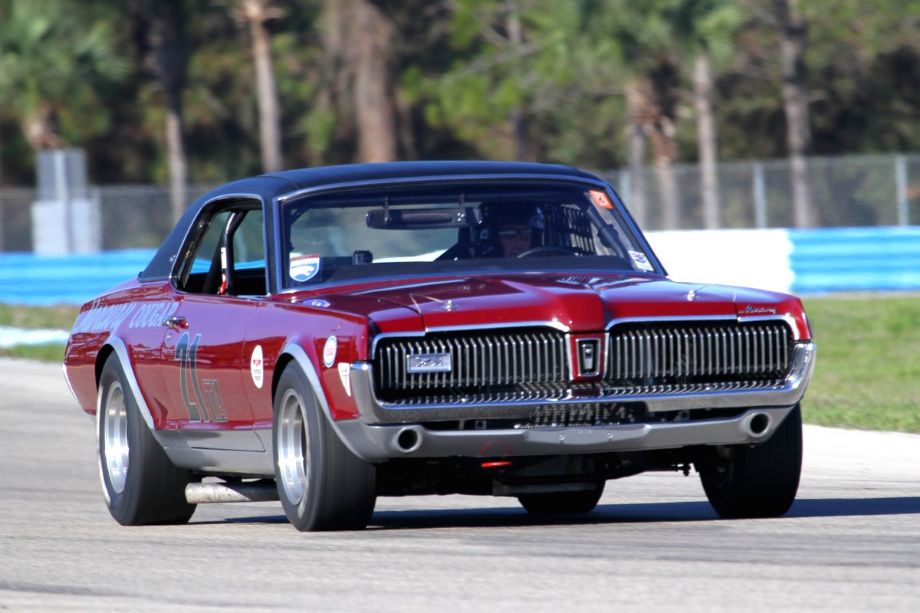 Marty Beaulieu, 1968 Mercury Cougar