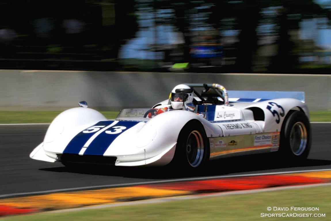 Louis Casazza, 67 McKee Mk 7