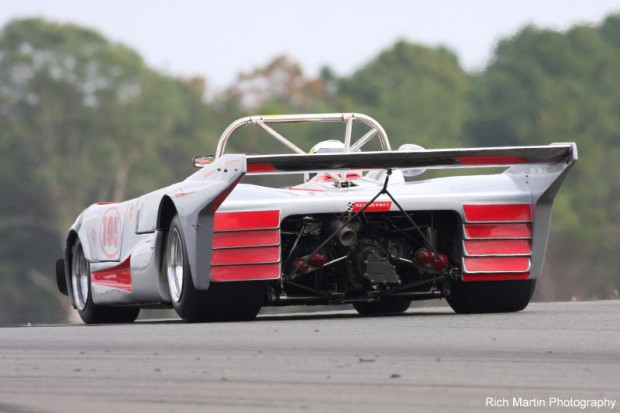 1975 Lola T296 driven by Lee Brahin