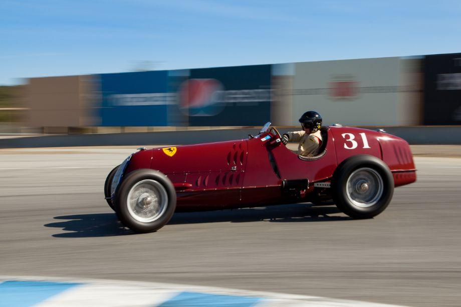 1935 Scuderia Ferrari - Alfa Romeo Tipo C 8C-35