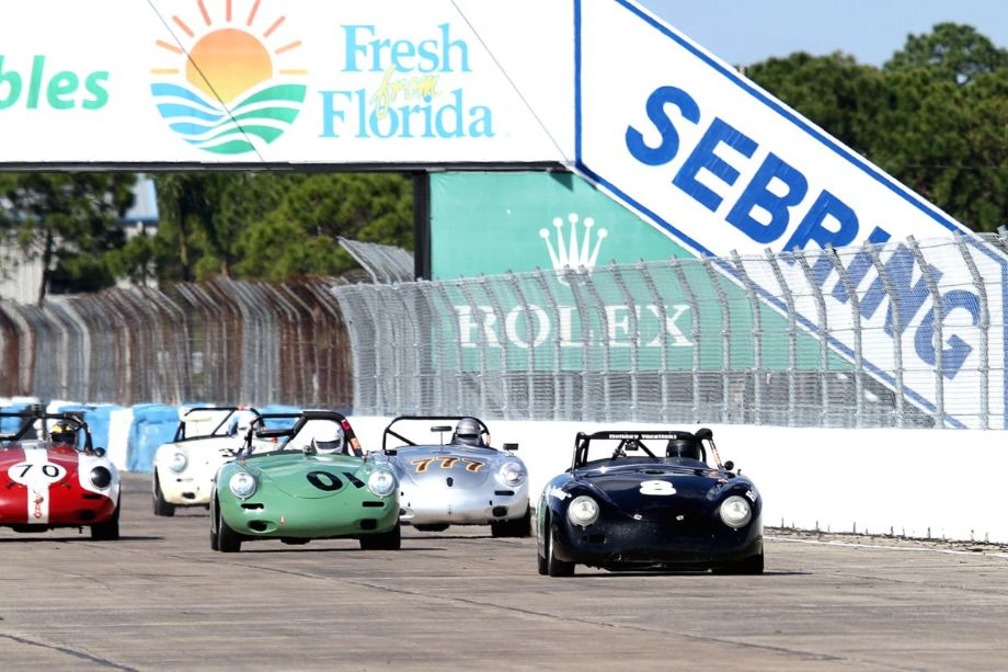 Great racing at Sebring!