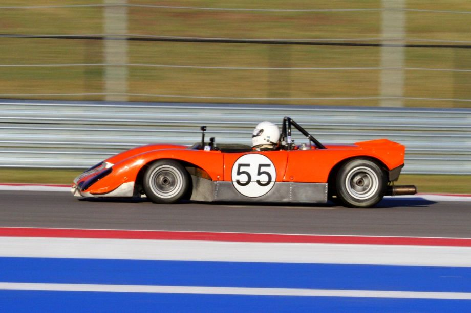 Phillippe Reyns, 1972 Lola T212