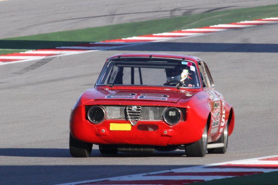 Roman Tucker, 1968 Alfa Romeo GTA