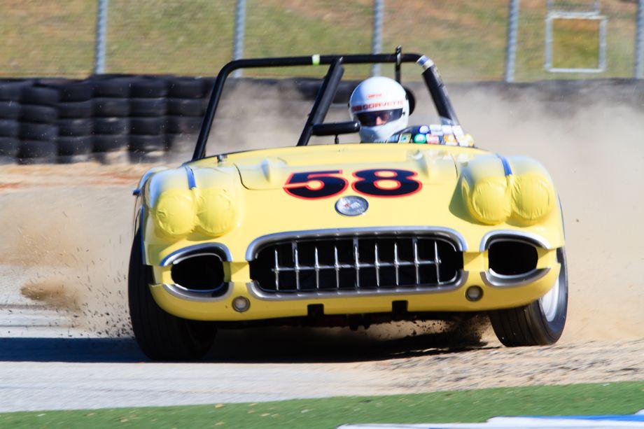 Noel Park - 1958 Chevrolet Corvette
