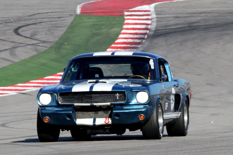 Addison Brown, 1966 Shelby GT350