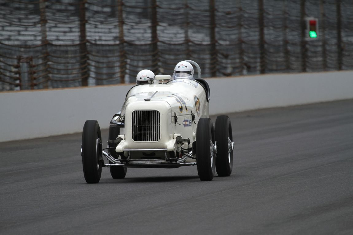 August Grasis, 33 Studebaker Indy Special