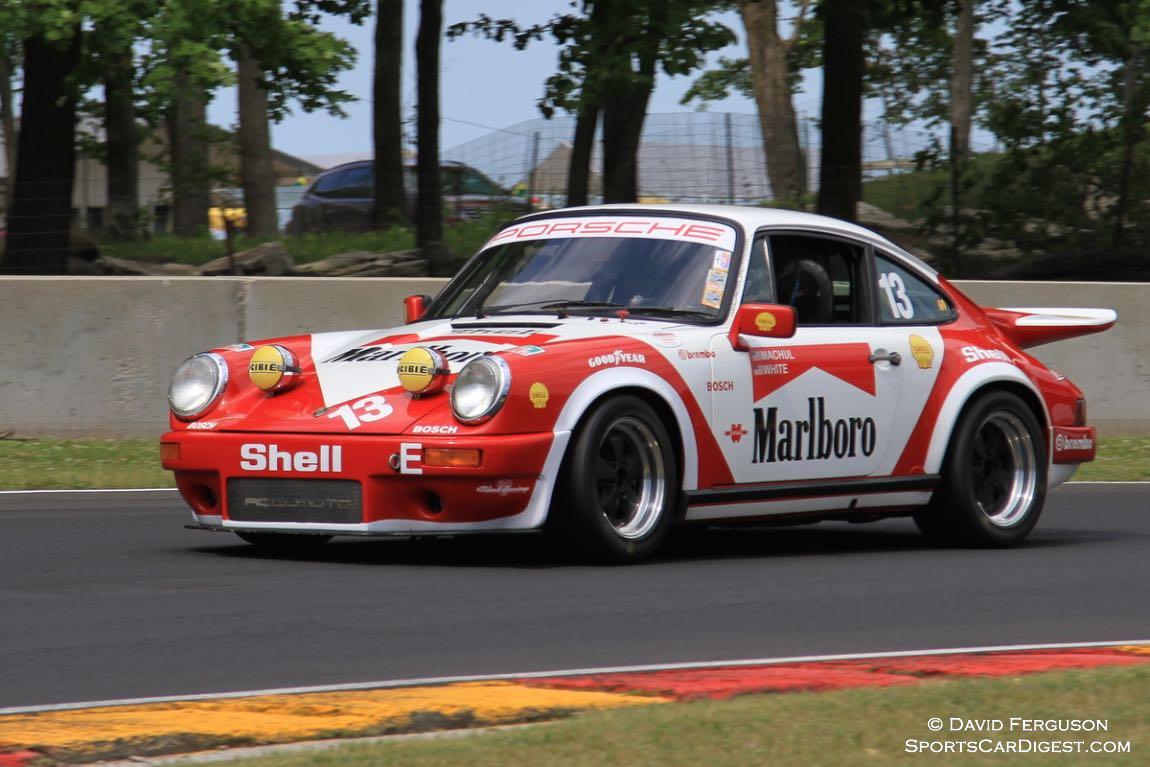John Machul, 87 Porsche 911 Carrera