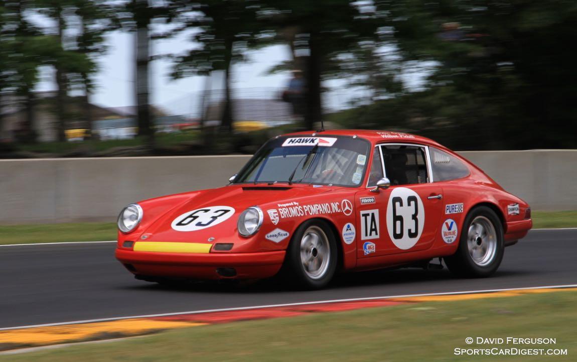 George Calfo, 65 Porsche 911