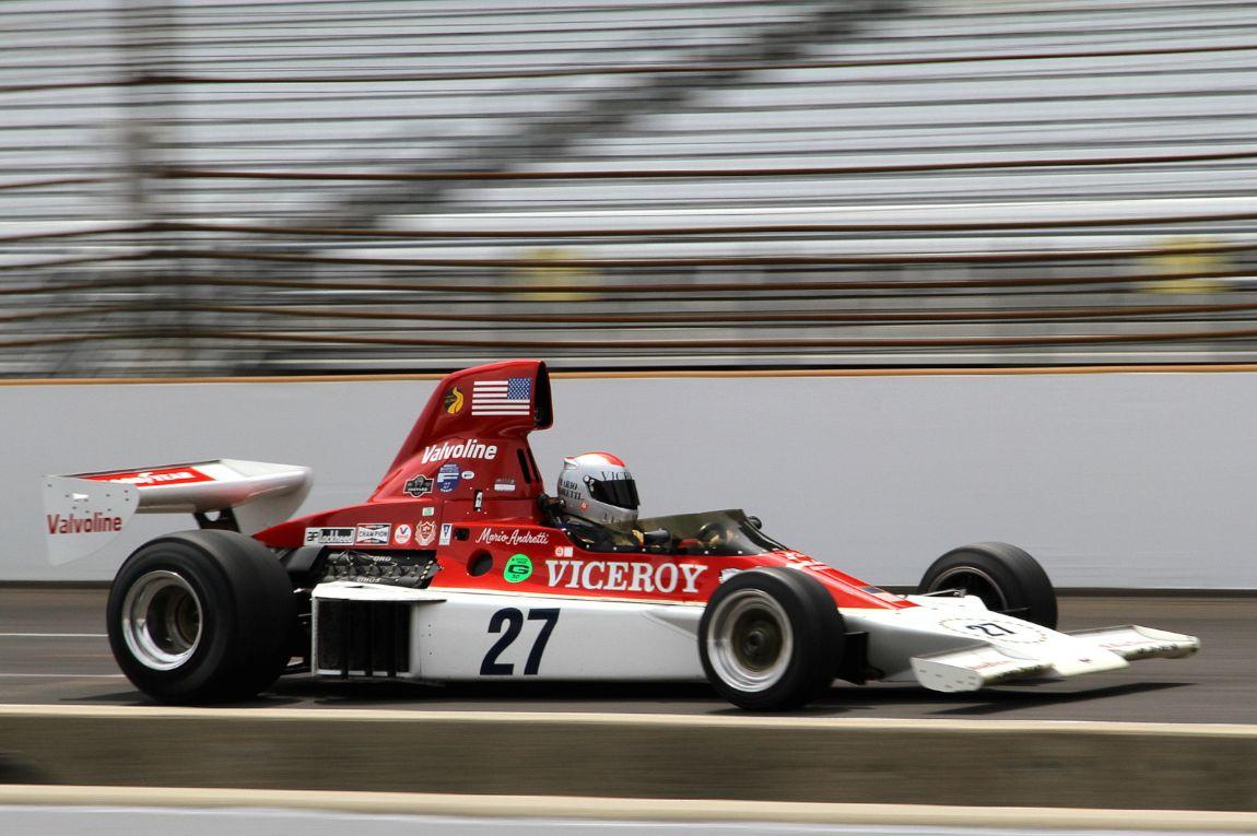 John McKenna, 75 Parnelli VPJ4 F1