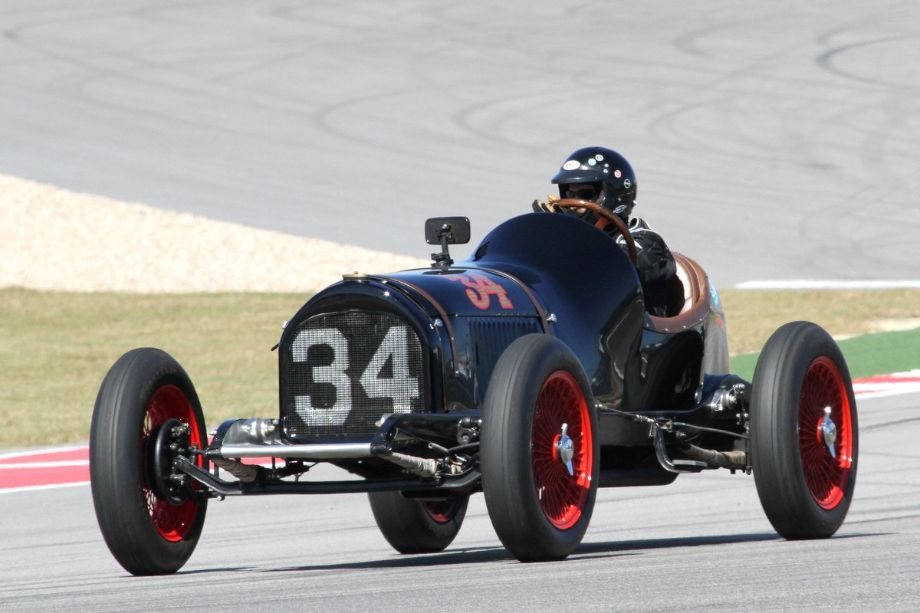 Tony Parella's 1934 Chevrolet