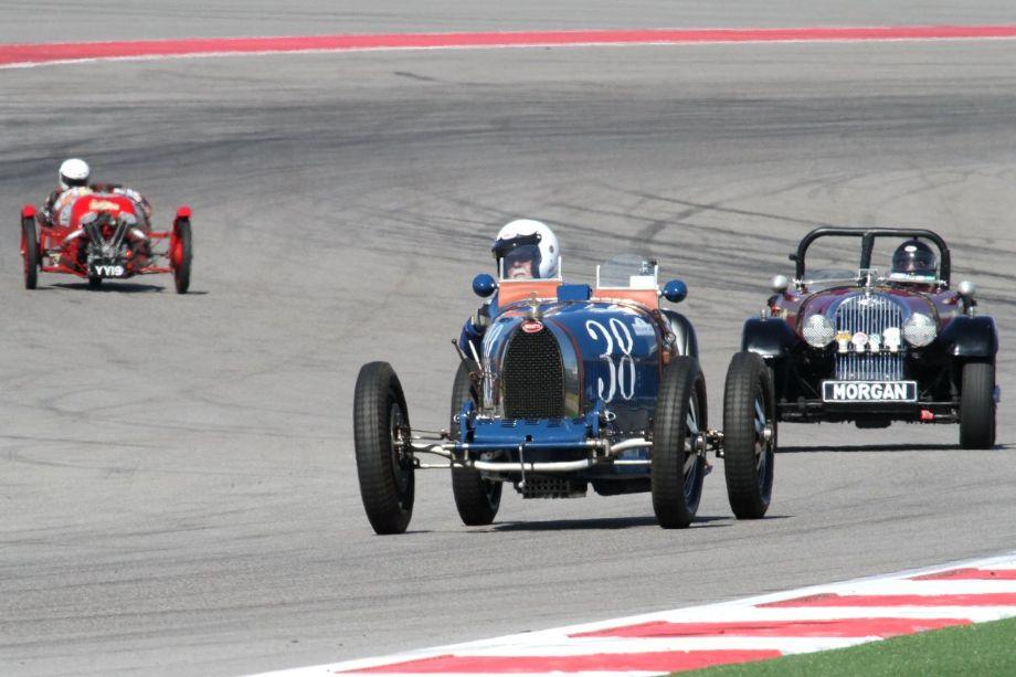 Jim Stranberg, 1925 Bugatti 35A