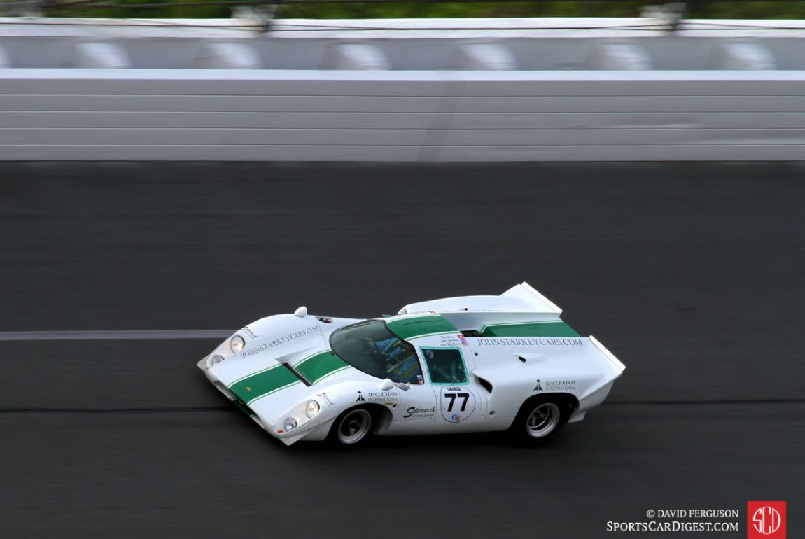 Toni Seiler, 69 Lola T70 Mklllb