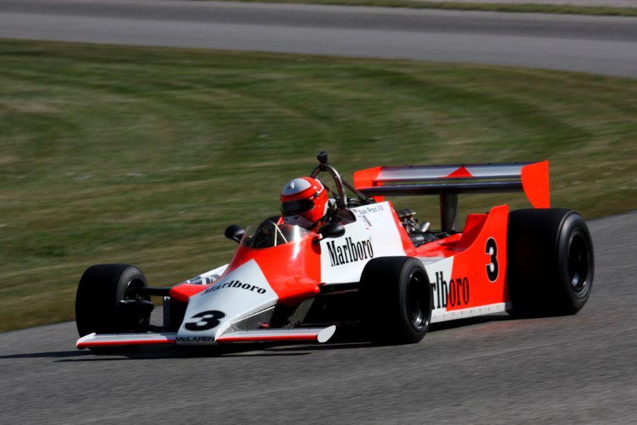 John Goodman's 1979 McLaren M29