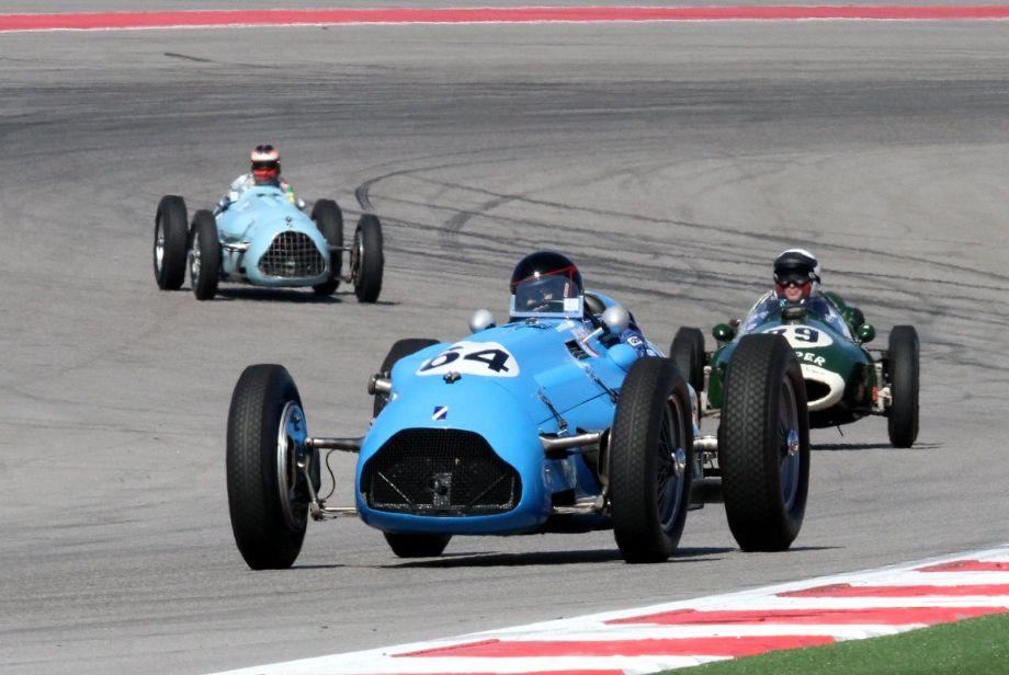 David Duthu, 1939/49 Talbot-Lago T26 Grand Prix