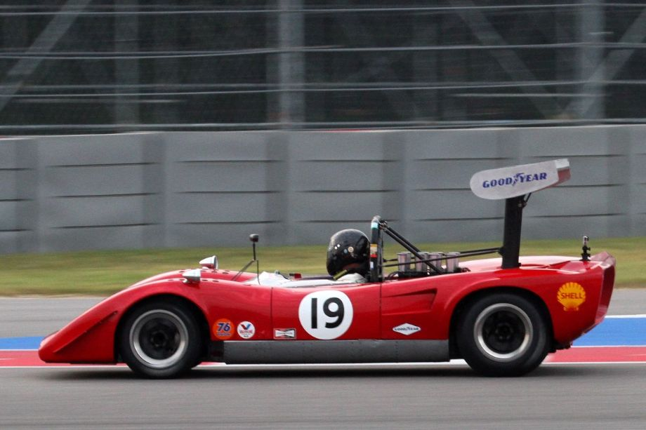 Greg Mitchell, 1969 Lola T163 Can-Am