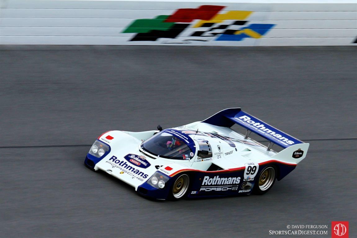 Zugel/Patterson, 86 Porsche 962