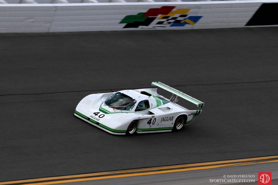 Randall Smalley, 88 Jaguar XJR-5