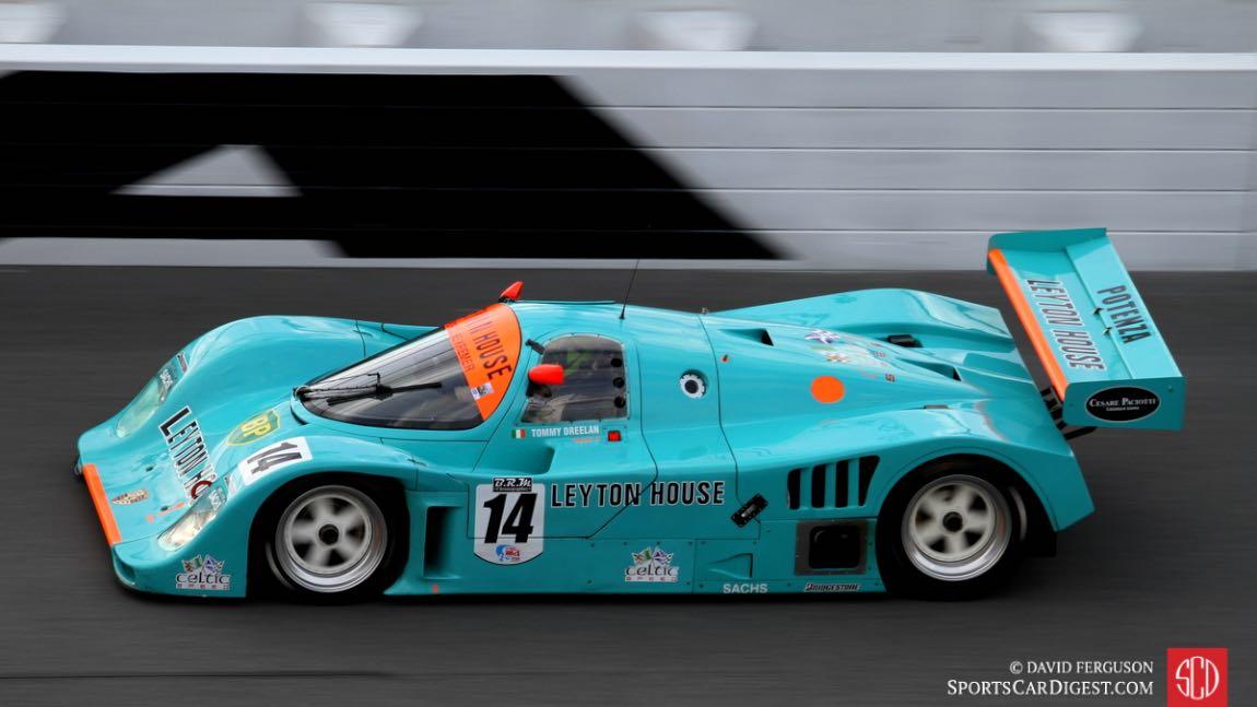 Dreelan/Scott, 87 Porsche 962