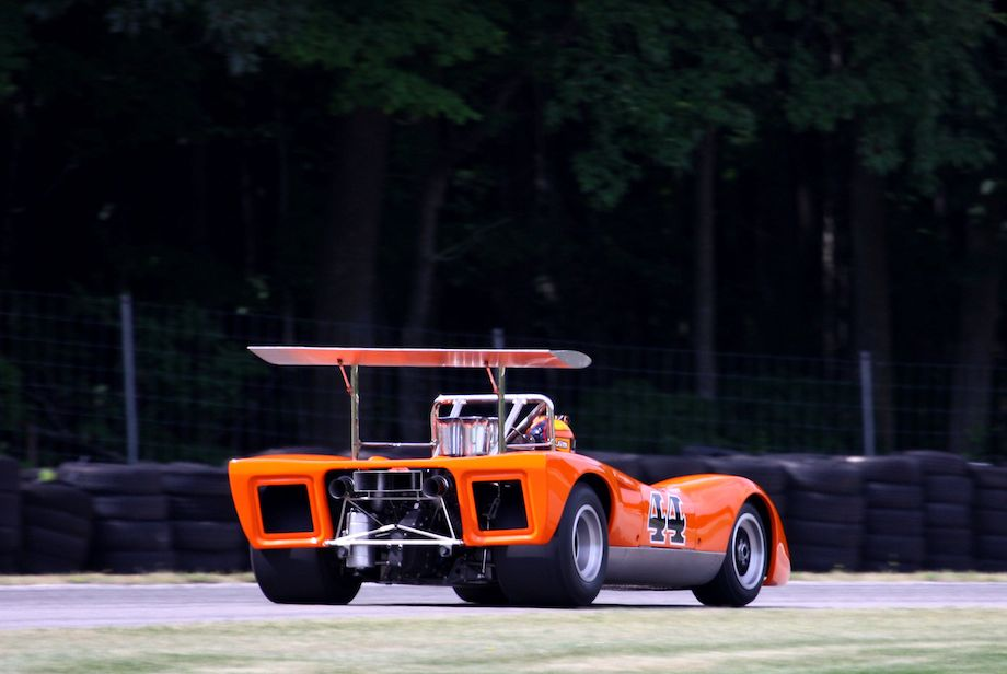 James Ferro, 1970 Lola T165