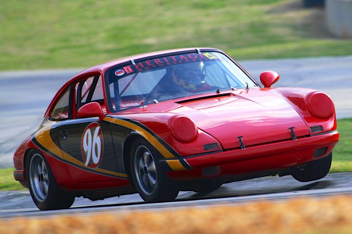 Blake DeFoor, 69 Porsche 911S