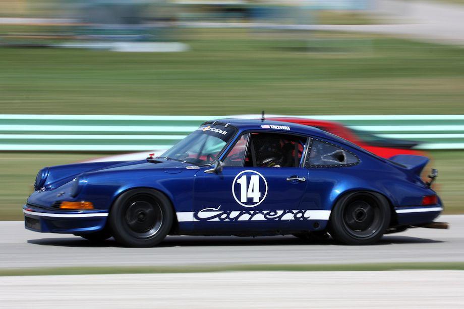 Todd Treffert, 73 Porsche 911 RS