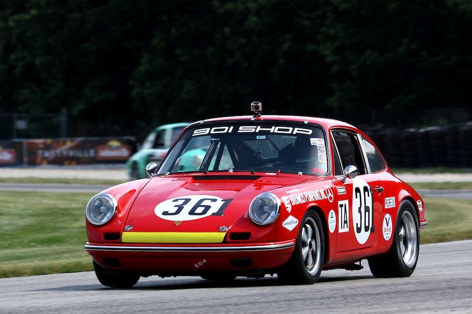 Jerry Peters, 1965 Porsche 911
