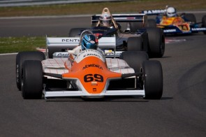 Arrows A4 Historic Formula One