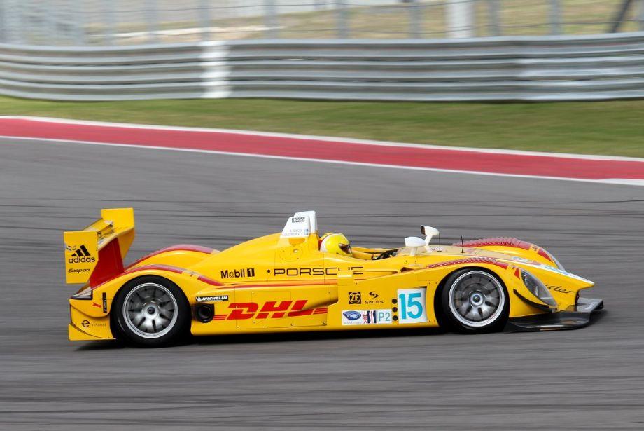 Christian Zugel, 2006 Porsche RS Spyder