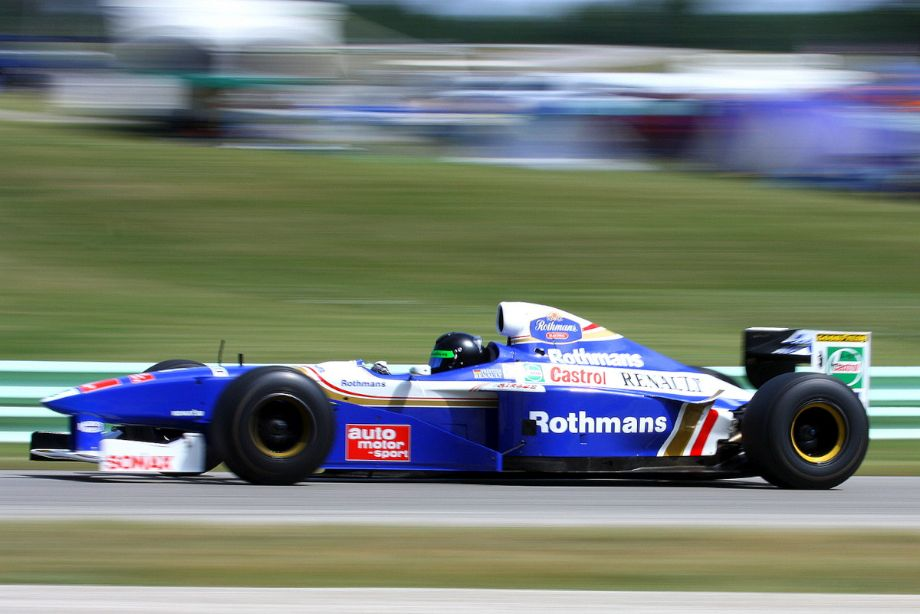 Craig Bennett, 1997 Williams FW19