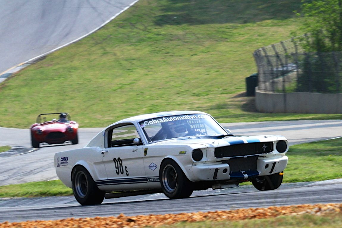 Gary Moore, 65 Shelby GT350