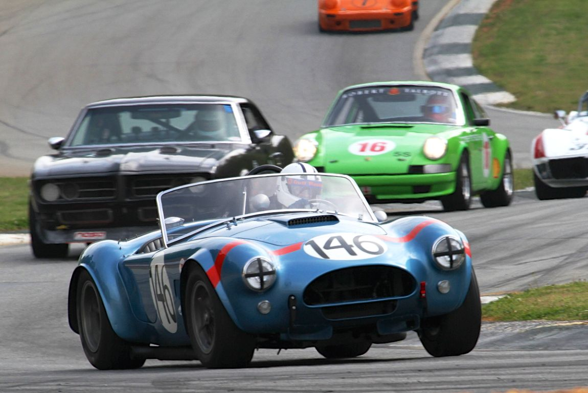 Chris MacAllister, 64 AC Cobra