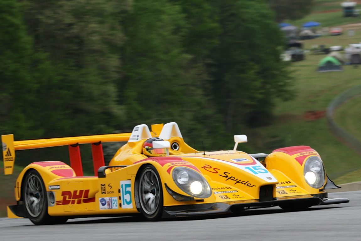 Porsche RS Spyder of Christian Zugel