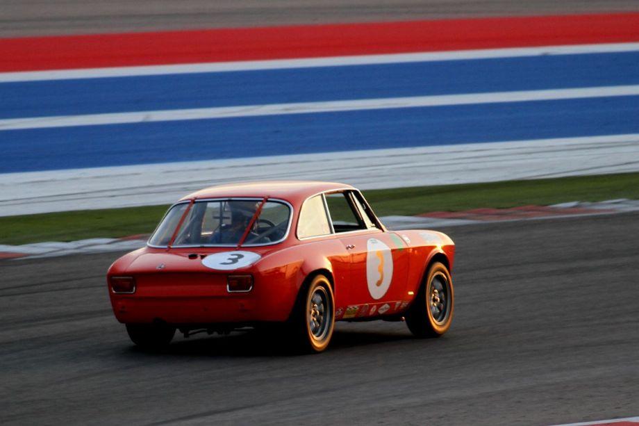 Bernardo Martinez, 69 Alfa Romeo GTA