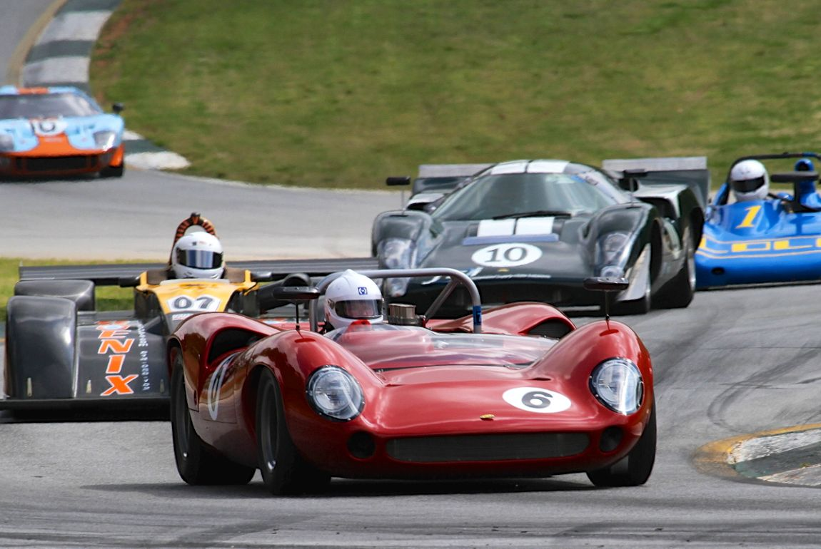 Bill Thumel, 67 Lola T70 Spyder