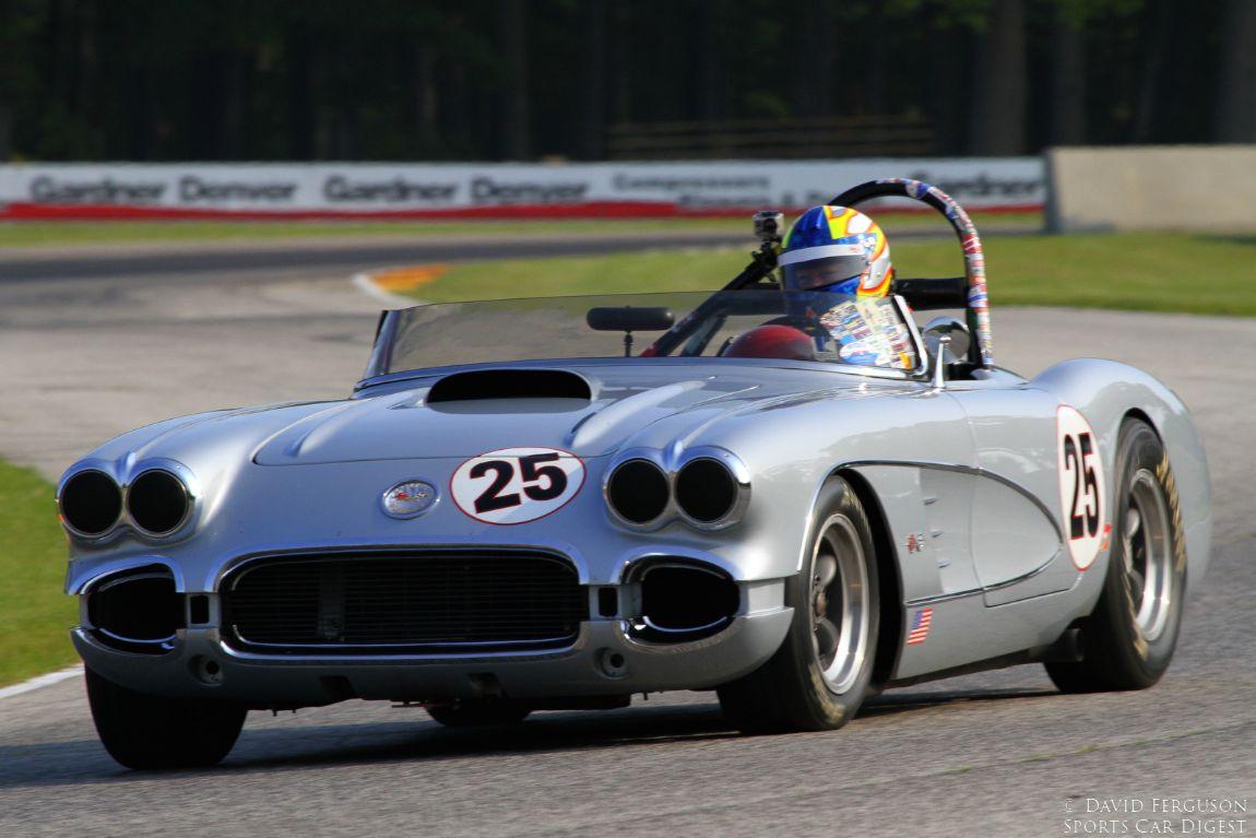 Thomas Frankowski, 60 Corvette