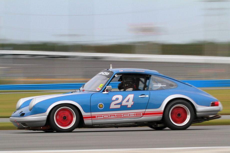 Ronnie Randall, 1966 Porsche 911S