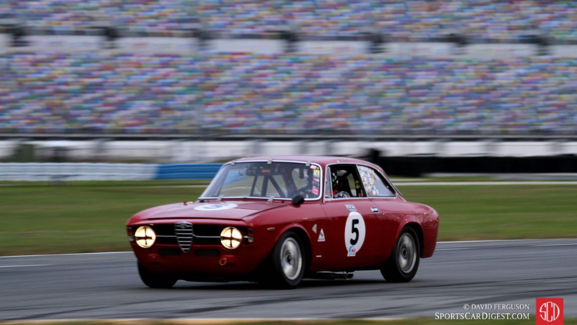 Dean DeSantis/Ken Moore, 67 Alfa Romeo GT