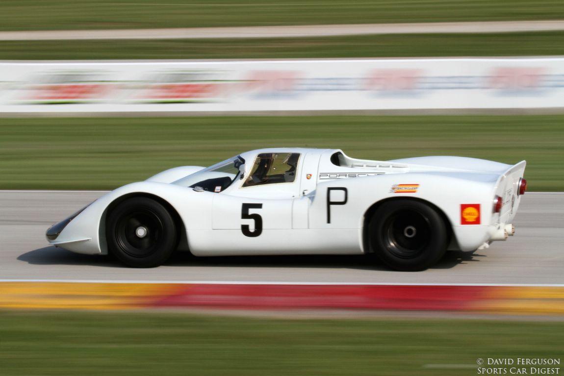 Michael Malone, Porsche 908