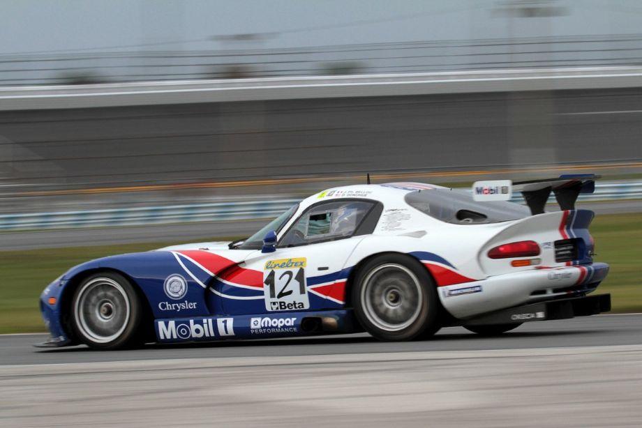 Oliver Bouquet, 1999 Dodge Viper GTS-R