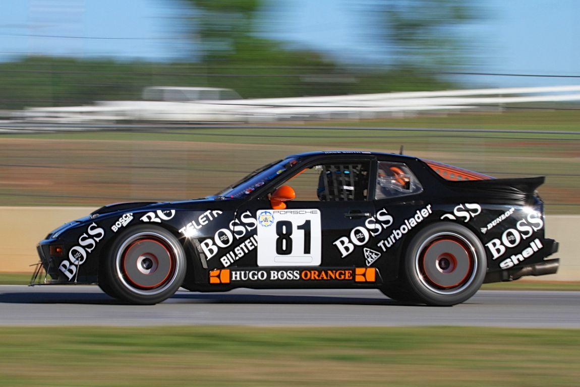 Mike Smith, 84 Porsche 944 GTR