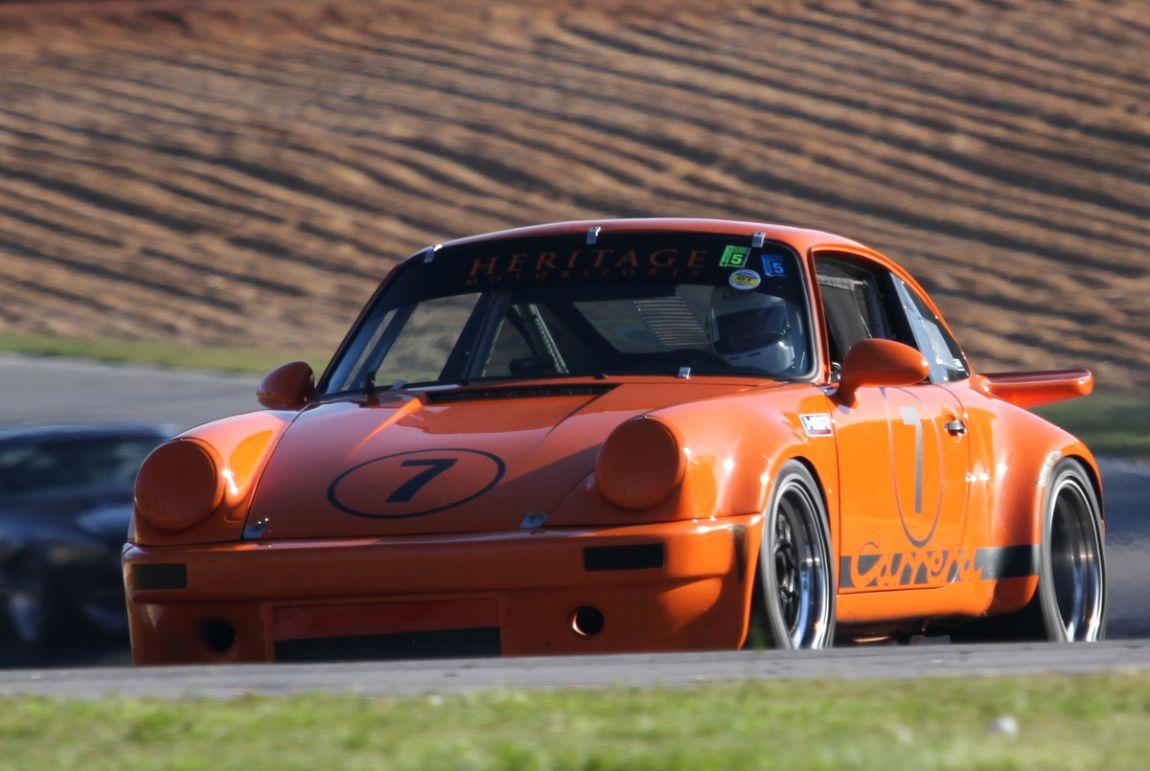 Byron DeFoor, 73 Porsche 911S