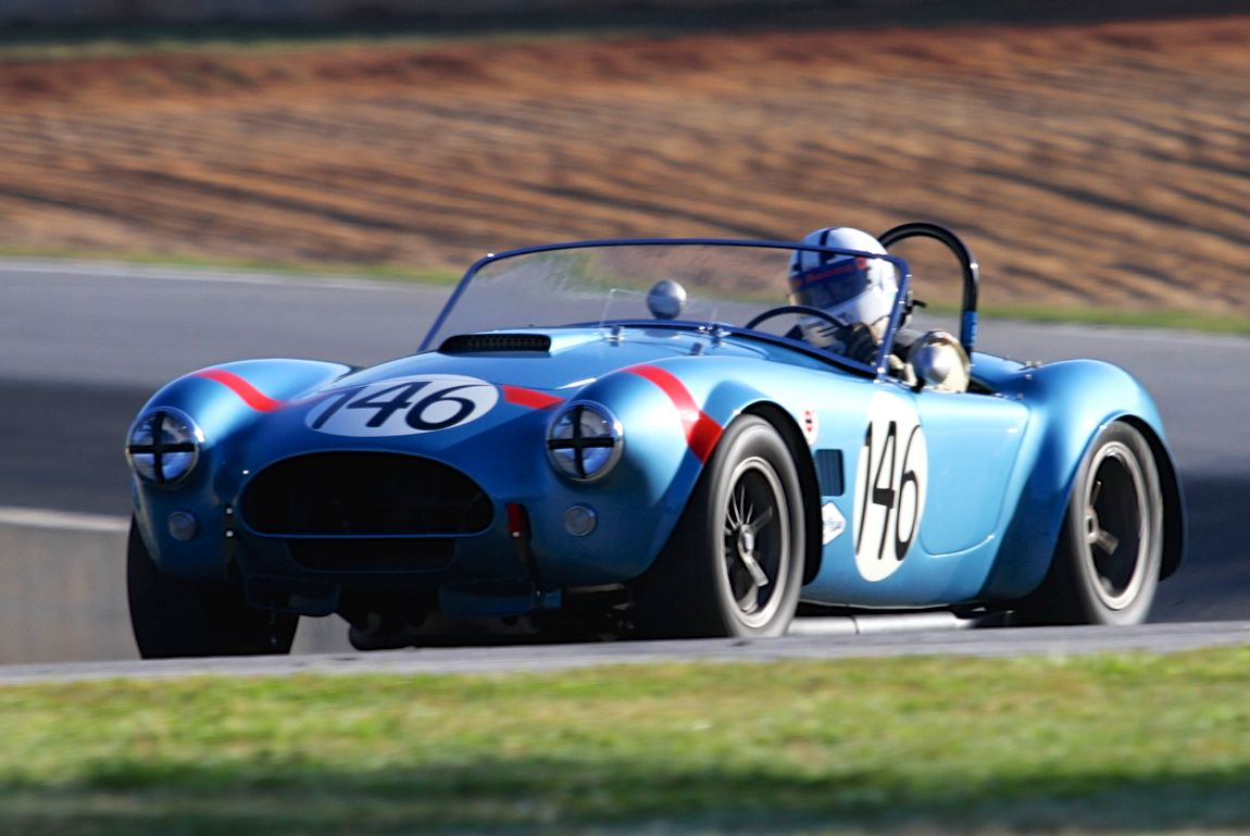 Chris MacCallister, 64 AC Cobra