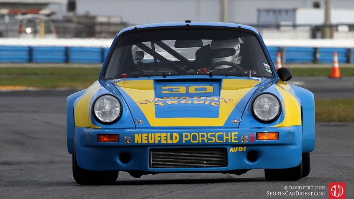 Bobby Rahal, 74 Porsche 911 RSR