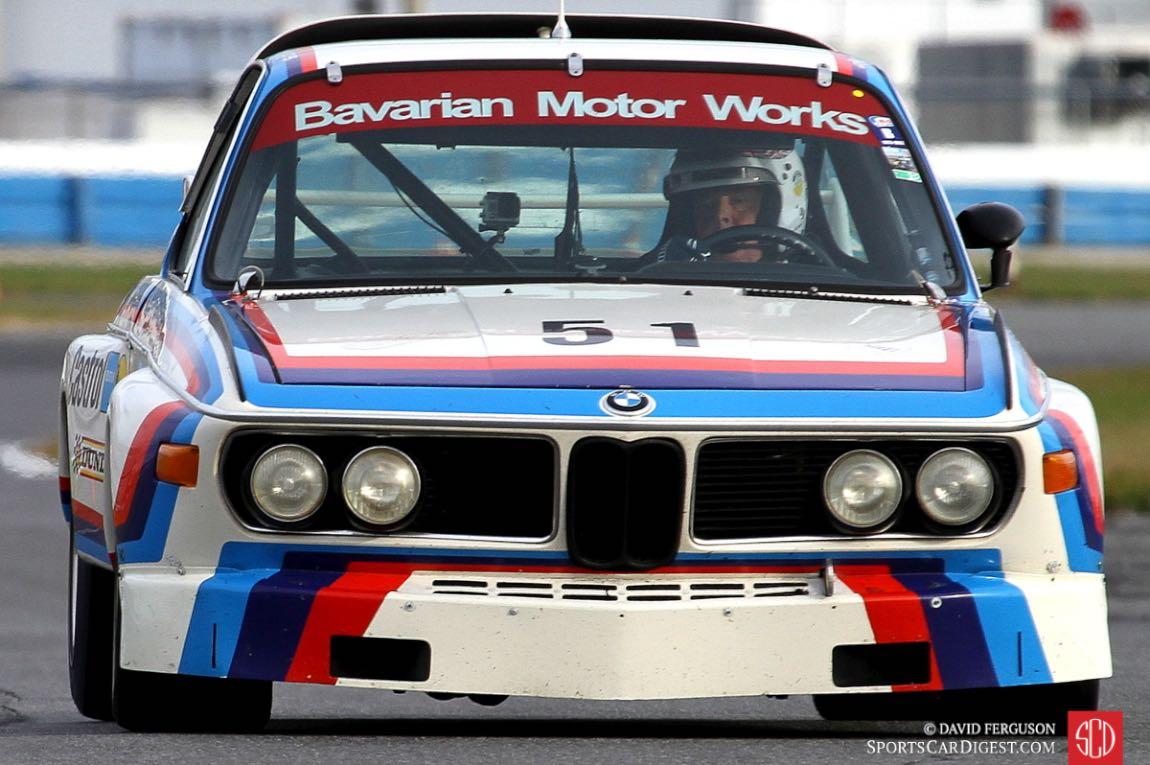 Brian Redman, 72 BMW CSL