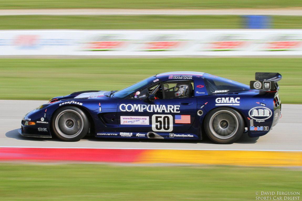 George Krass, 03 Corvette