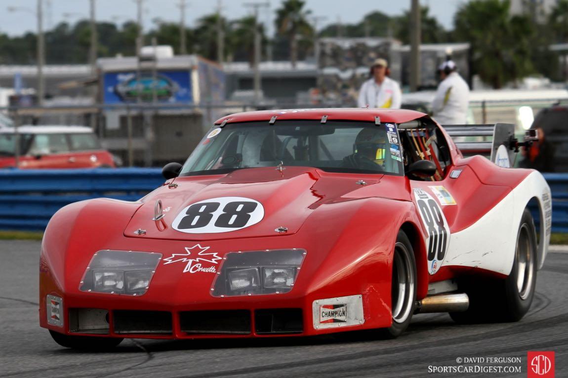 Gounon/Gounon, 79 Greenwood Corvette
