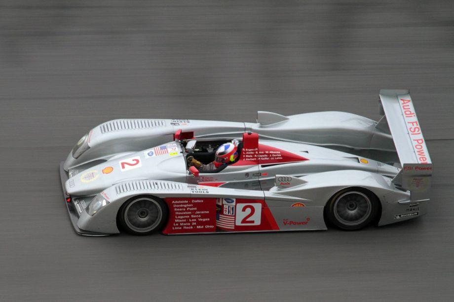 Travis Engen, 2005 Audi R8